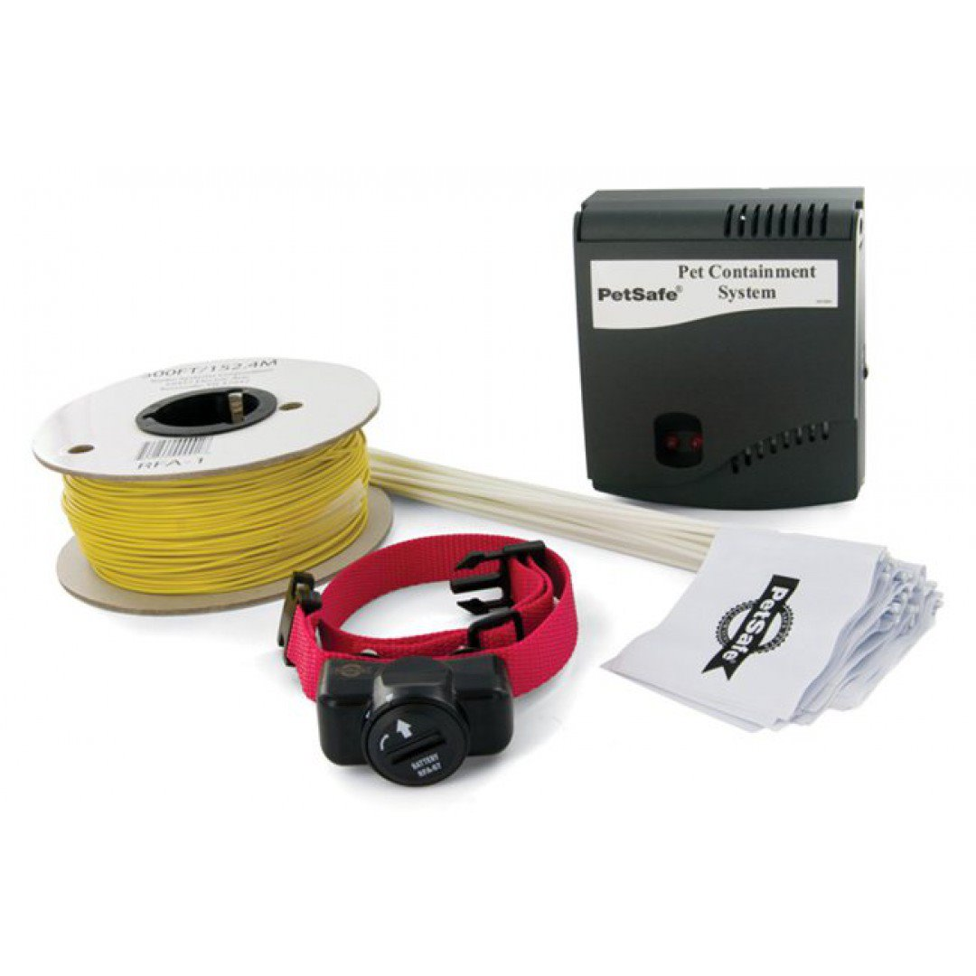 -pig19-15394-radio-fence-kit-incl-deluxe-ultralight-receiver-collar